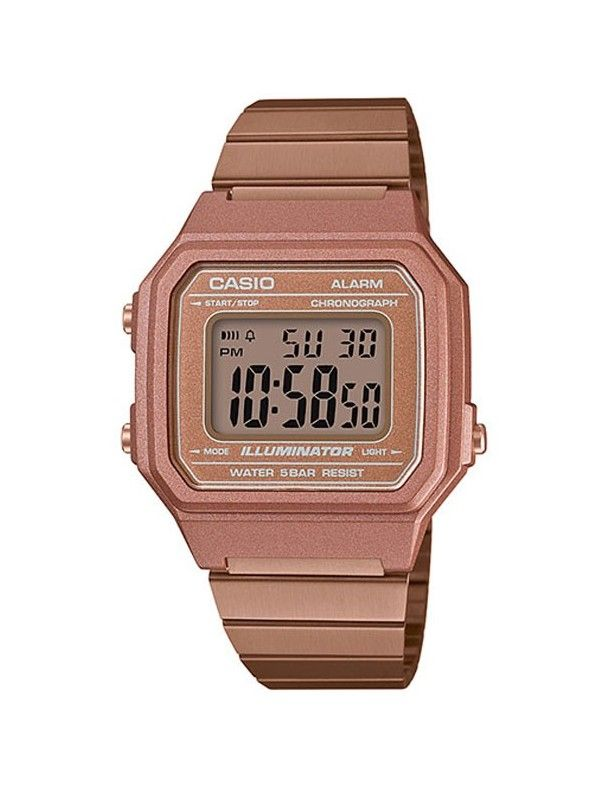 Reloj Casio Mujer Cronógrafo B650WC-5AEF