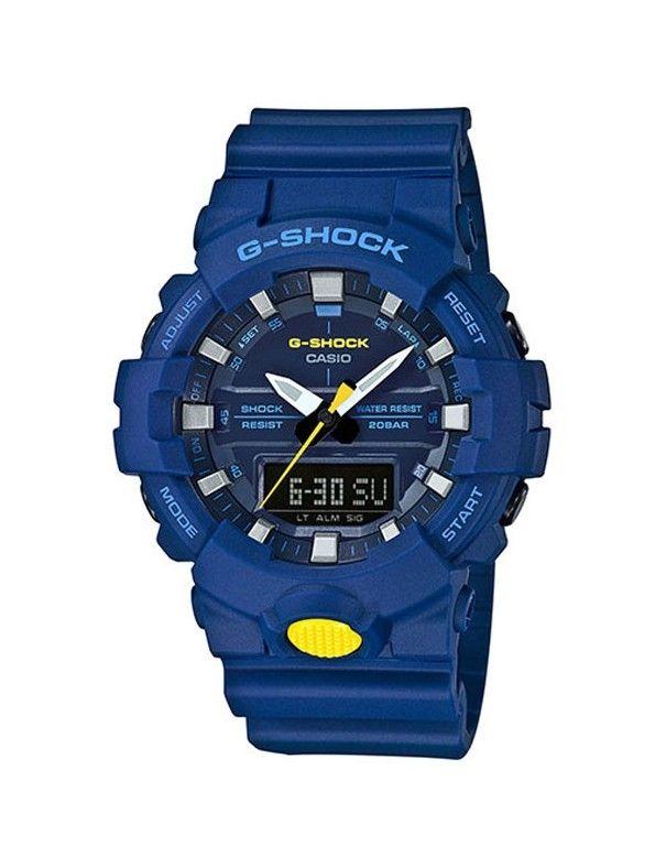 Reloj Casio G-Shock Hombre Cronógrafo GA800SC-2AER