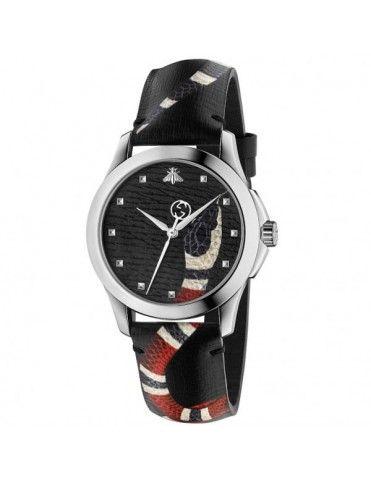 Reloj Gucci Mujer Grey & Steel YA1264007