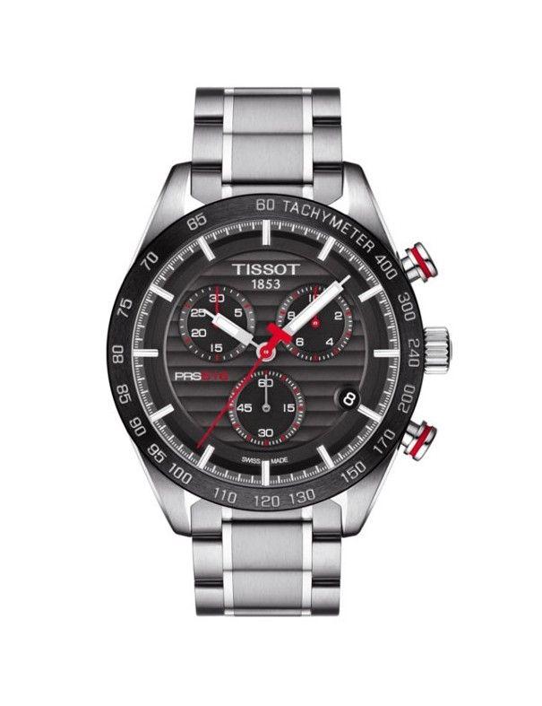 Reloj Tissot PRS 516 Cronógrafo T1004171105101