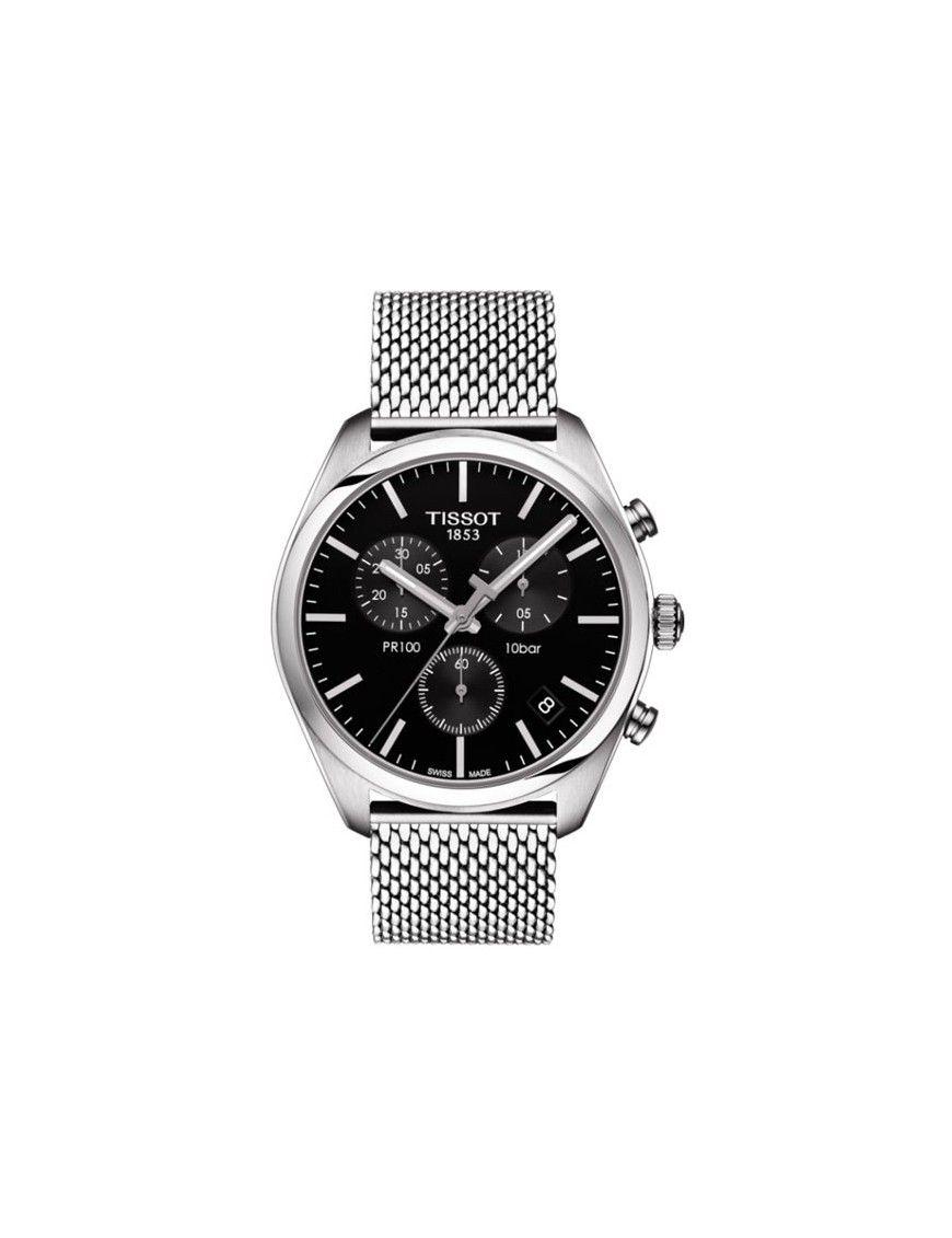 Reloj Tissot PR 100 Cronógrafo hombre T104171105101