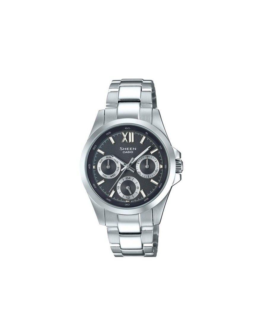 Reloj Casio Sheen Mujer multifunción SHE-3512D-1AUER