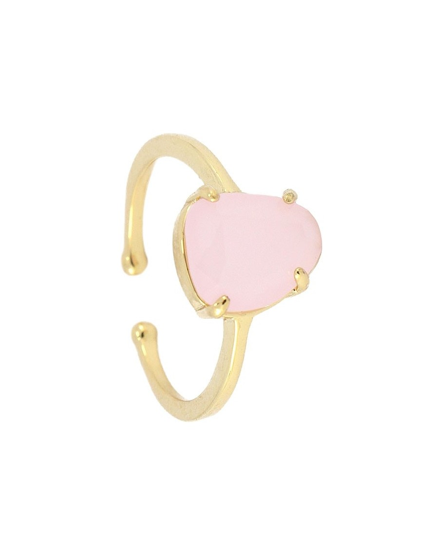 Anillo Anartxy Acero Mujer AAN295RS