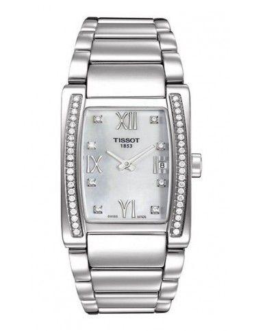 Reloj Tissot Acero Mujer T0073091111601