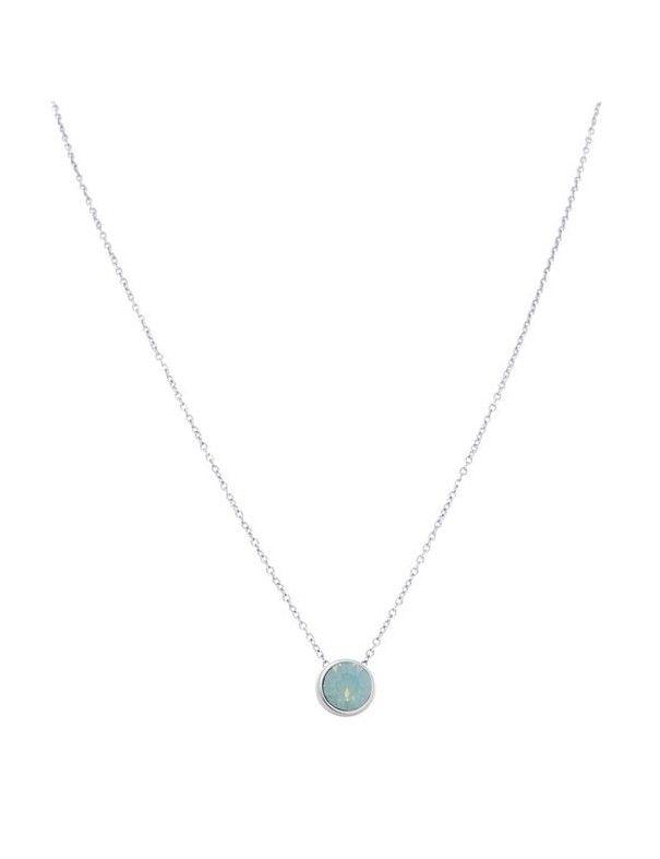 Collar Anartxy Acero Mujer COA458VER