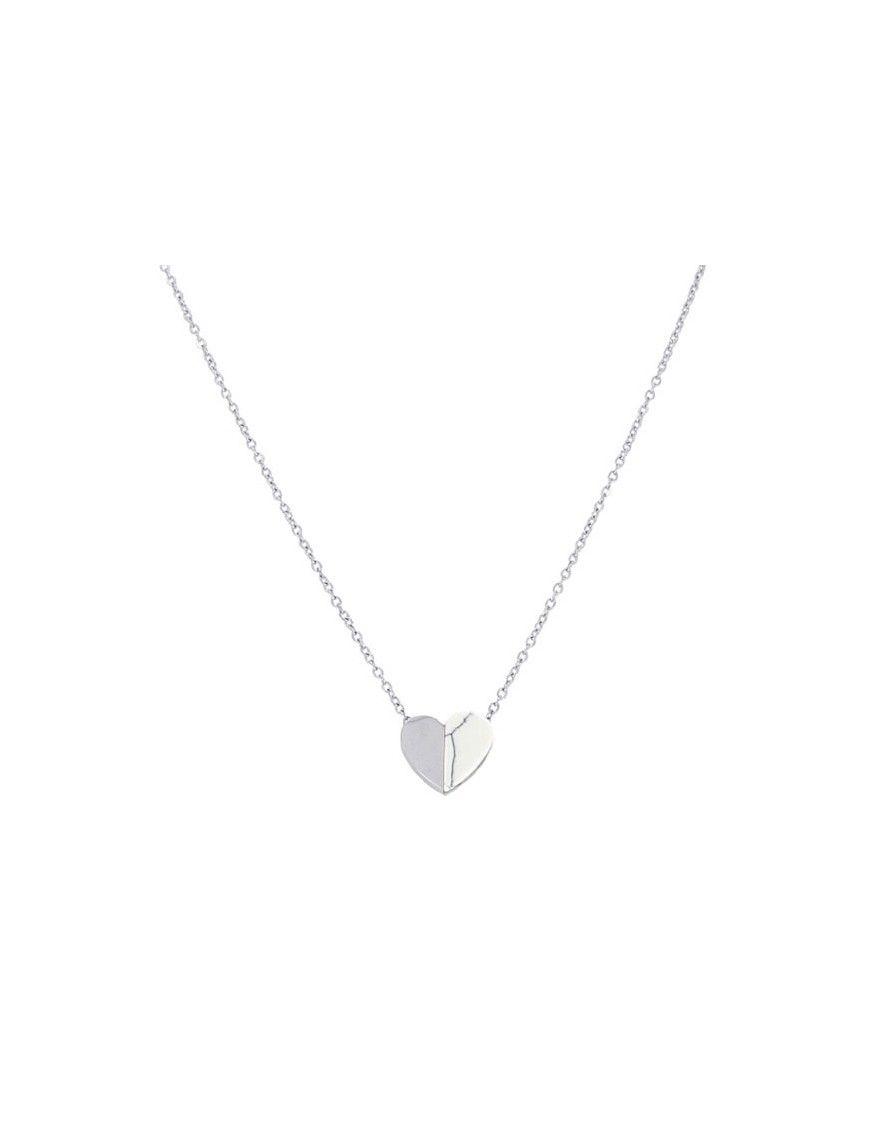 Collar Anartxy Acero Mujer COA454