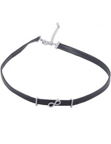 Collar Anartxy Acero Mujer COA443N