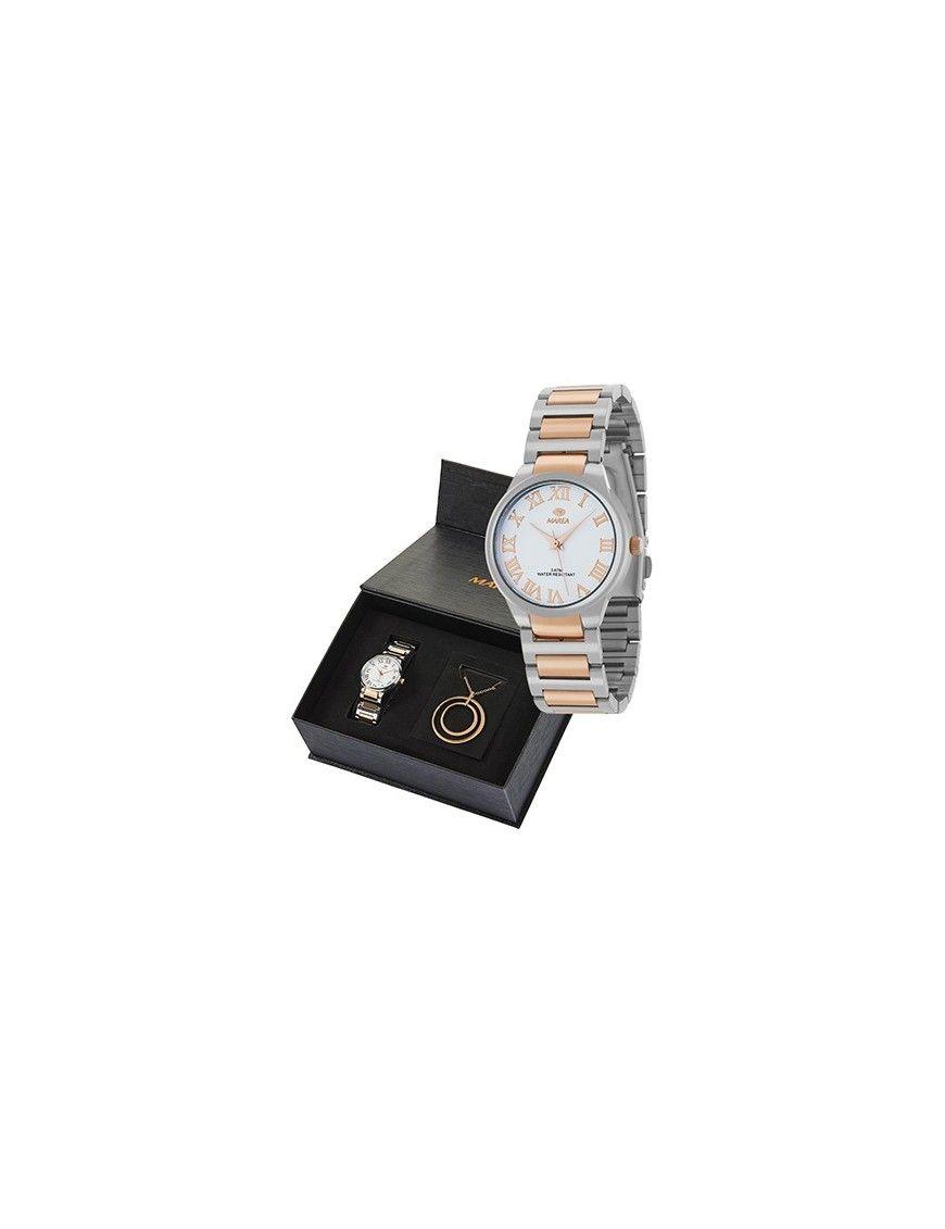 Pack Reloj Marea Mujer B41183/24