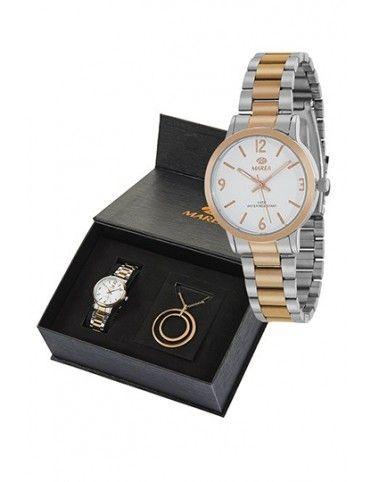 Pack Reloj Marea Mujer B41213/12