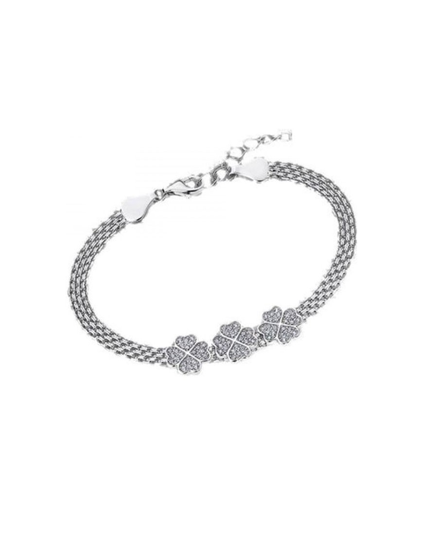 Pulsera Lotus Silver Plata Mujer LP1647-2/3