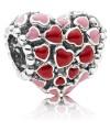 Charm Pandora Plata Corazón 796557ENMX