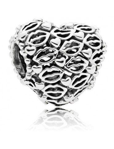 Charm Pandora Plata Corazón 796564