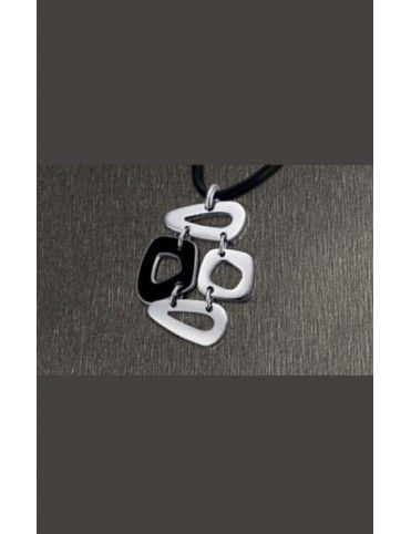 COLLAR LOTUS STYLE ACERO MUJER  LS1163-1/2