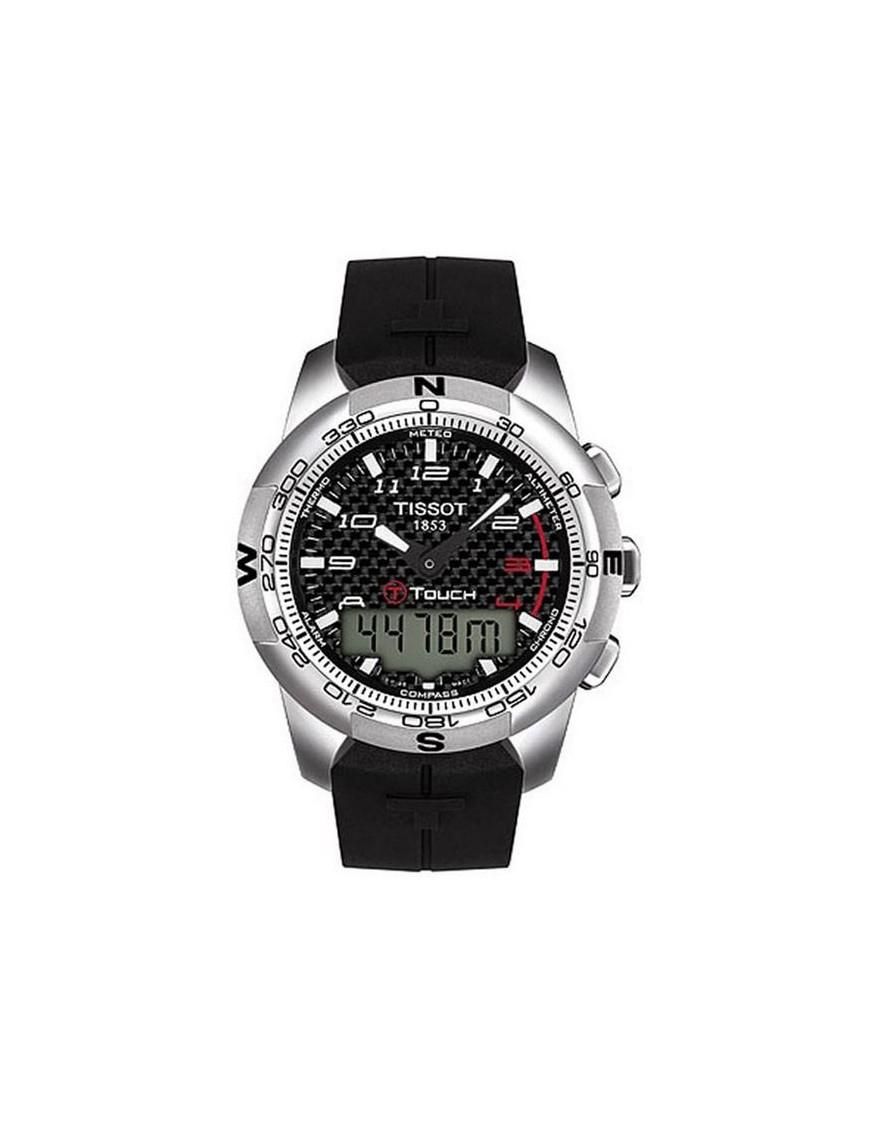 Reloj Tissot Acero Crono Táctil Hombre T0474204720700