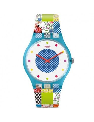 Reloj Swatch Mujer SUOS108 Quiled Time