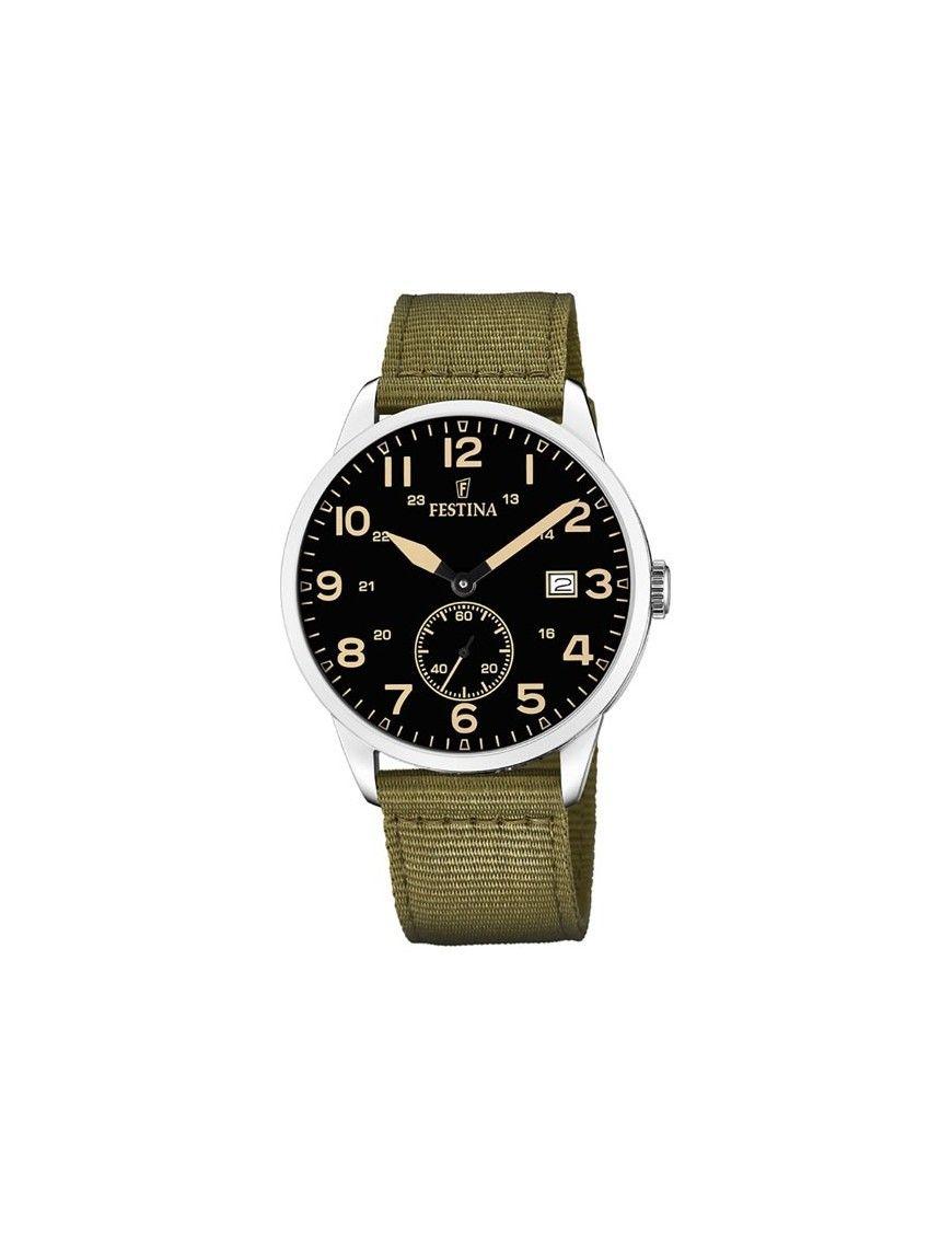 Reloj Festina Hombre F20347/4 Retro