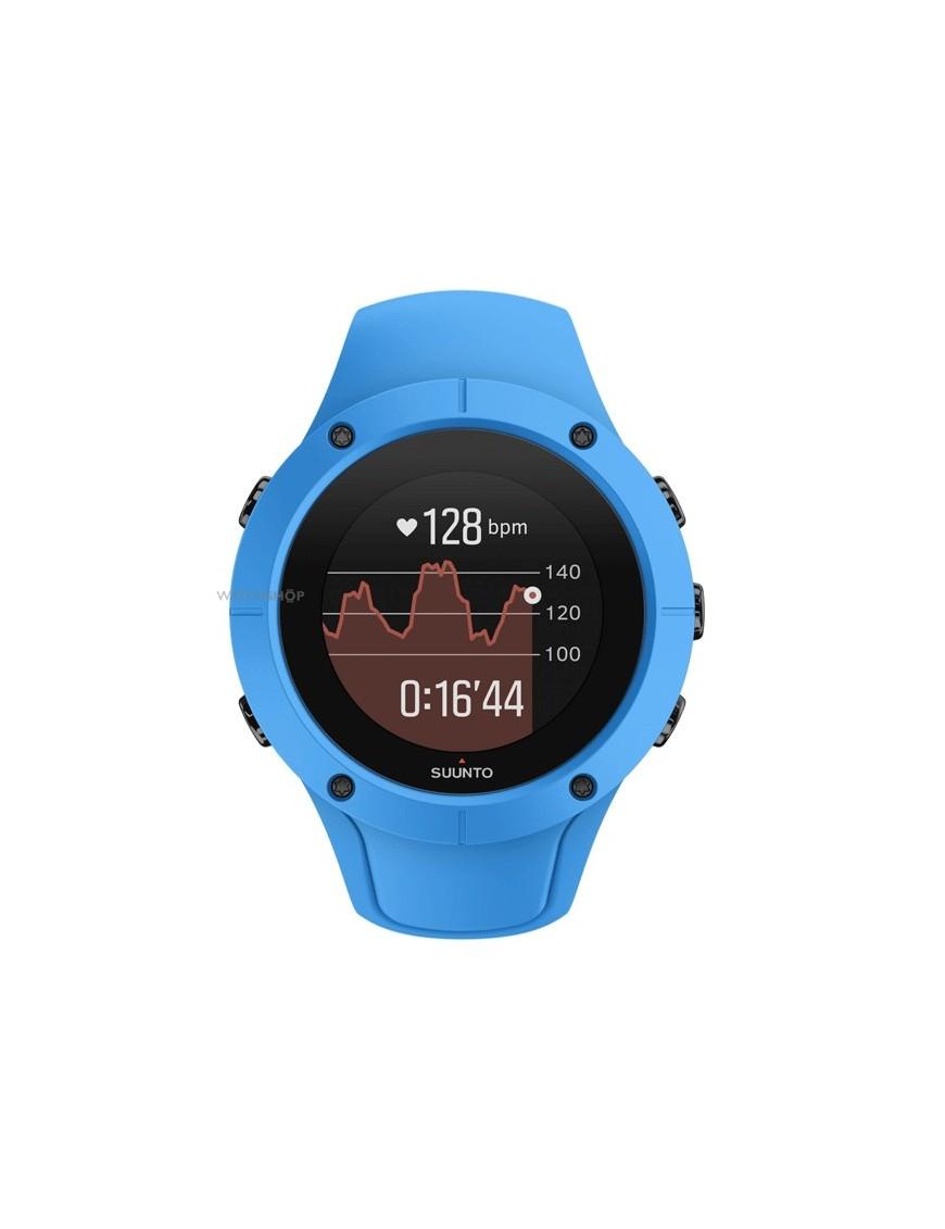 Reloj Suunto Spartan Trainer Wrist HR Blue SS023002000