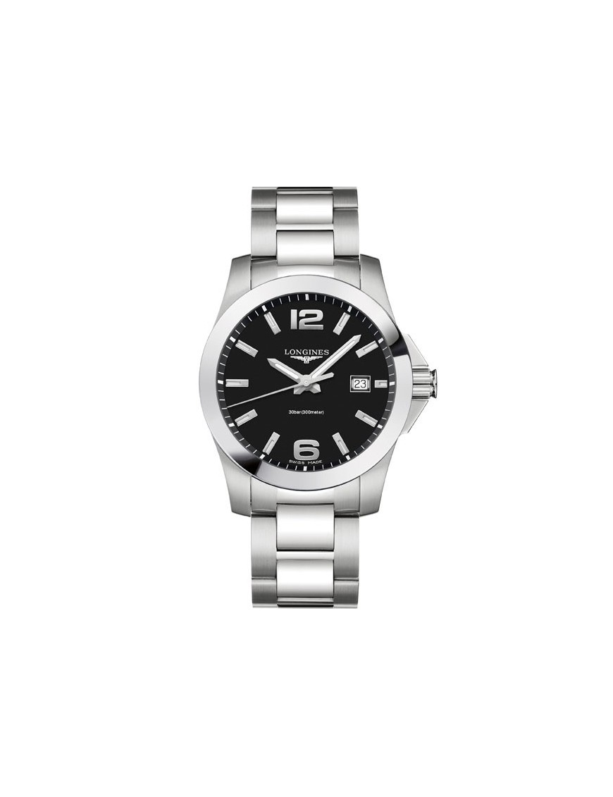 Reloj Longines Conquest Hombre L3.759.4.58.6