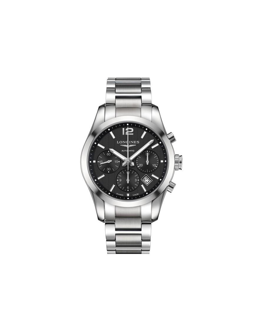 Reloj Longines Conquest Classic Hombre L2.786.4.56.6