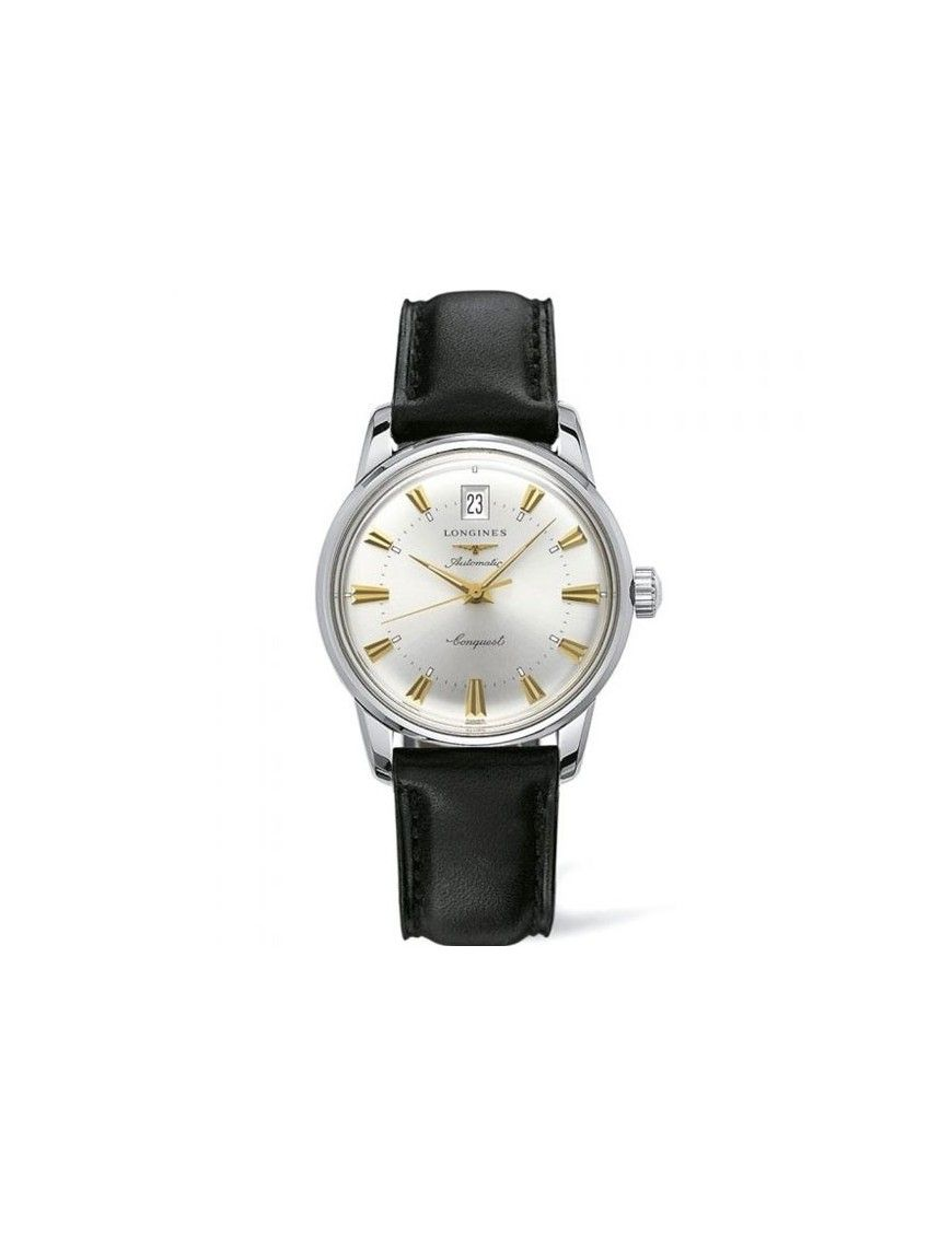 Reloj Longines Conquest Heritage unisex L1.611.4.75.2