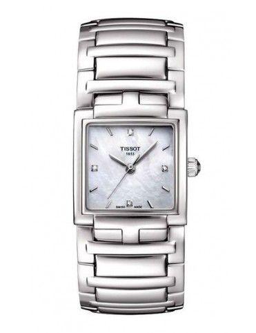 Reloj Tissot Acero Mujer T0513101111600