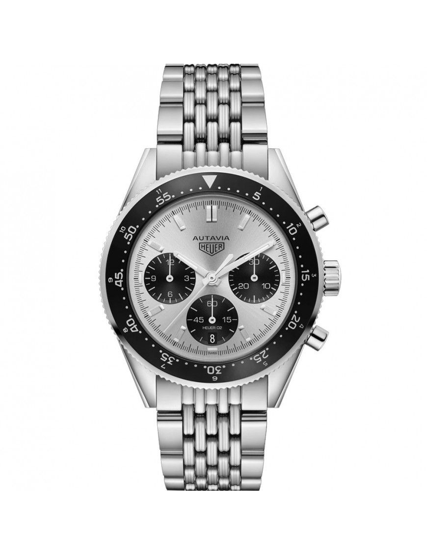 Reloj TAG Heuer Autavia cronógrafo Hombre CBE2111.BA0687