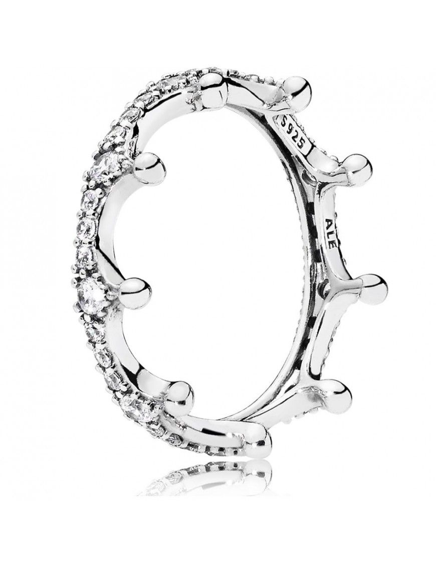 pandora corona anillo