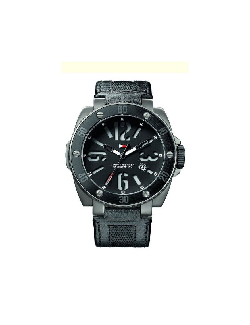 RELOJ TOMMY HILFIGER GEORGETOWN ACERO HOMBRE 1790690