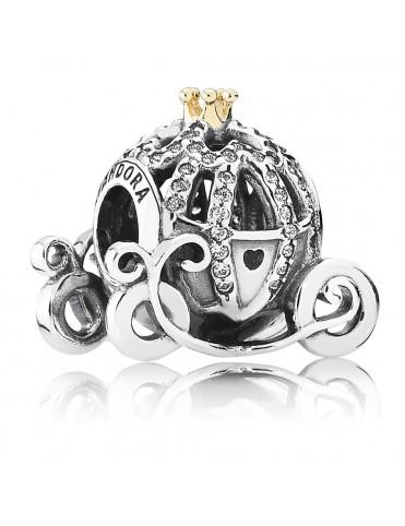 Comprar Charm Pandora Plata Carroza de Cenicienta 791573CZ online