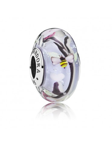 Comprar Charm Pandora Plata Murano Jardín Encantado 797014 online