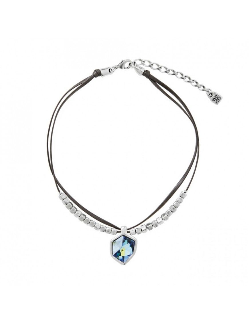 Collar Uno de 50 Metal Mujer Fresh-Ice COL1227AZUMTL0U