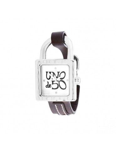 Reloj Uno de 50 Mujer Es la Hora REL0102BLNMAR0U