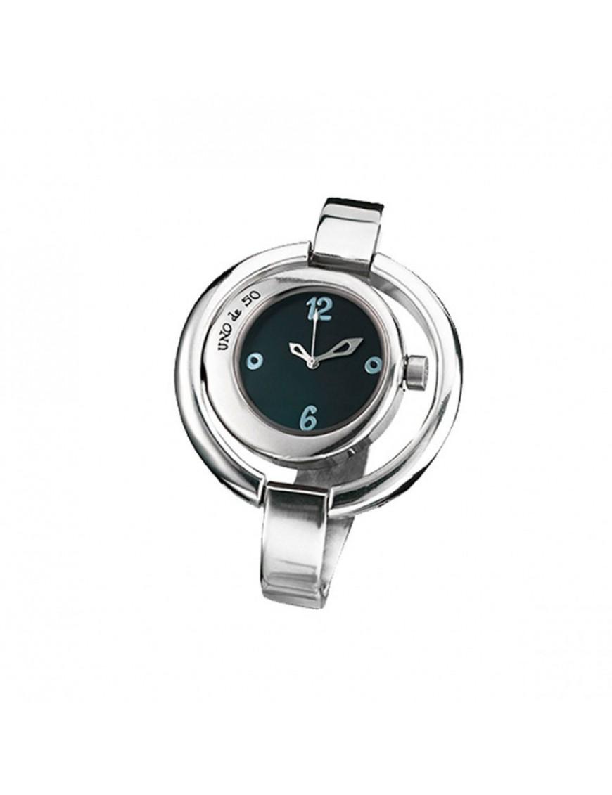 Reloj Uno de 50 Mujer Ahora o nunca REL0138NGRMTL0U
