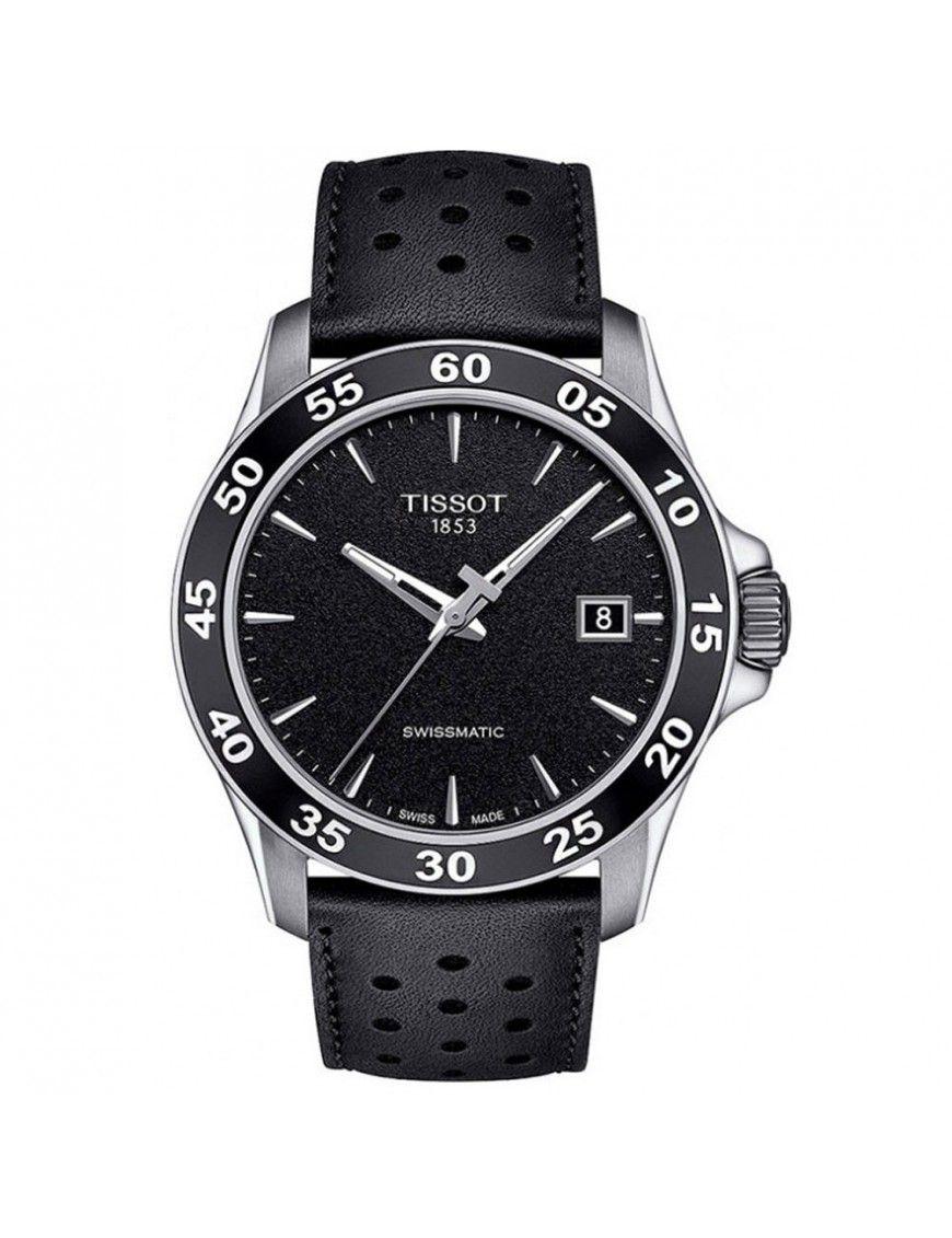 Reloj Tissot Acero Hombre V8 Swissmatict T106.407.16.051.00