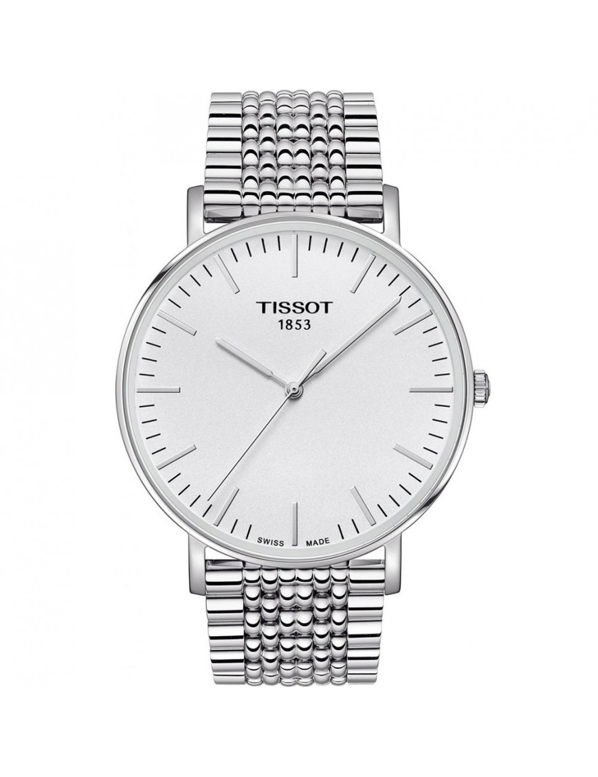 Reloj Tissot Acero Hombre Everytime Large T1096101103100