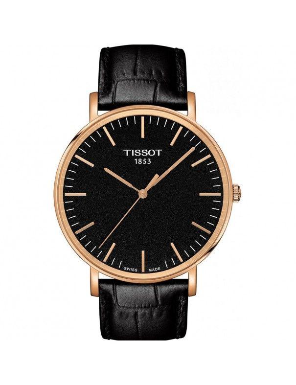 Reloj Tissot Acero hombre Everytime large T1096103605100