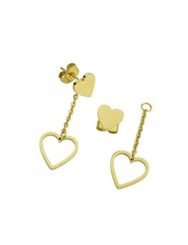 Comprar Pendientes Marea Jewel Mujer Acero D00501/17 online