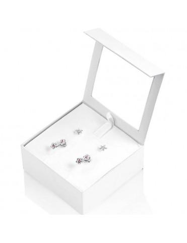 Comprar Pack Pendientes Viceroy plata niña 5039K000-30 online