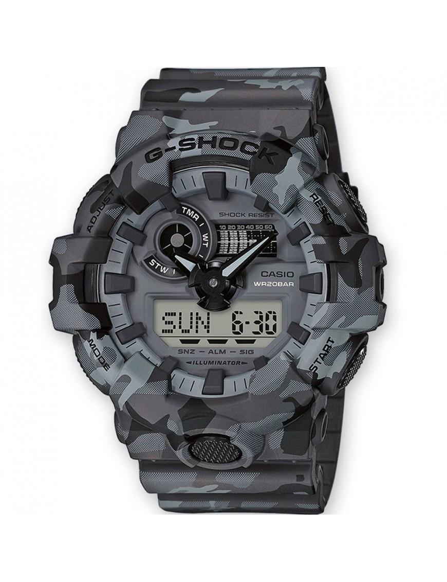 Reloj Casio G-Shock Hombre Cronógrafo GA-700CM-8AER