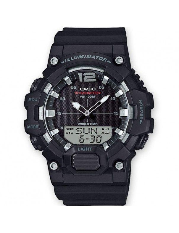 Reloj Casio Hombre Cronómetro Collection HDC-700-1AVEF