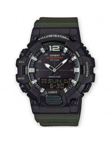Reloj Casio Hombre Cronómetro Collection HDC-700-3AVEF