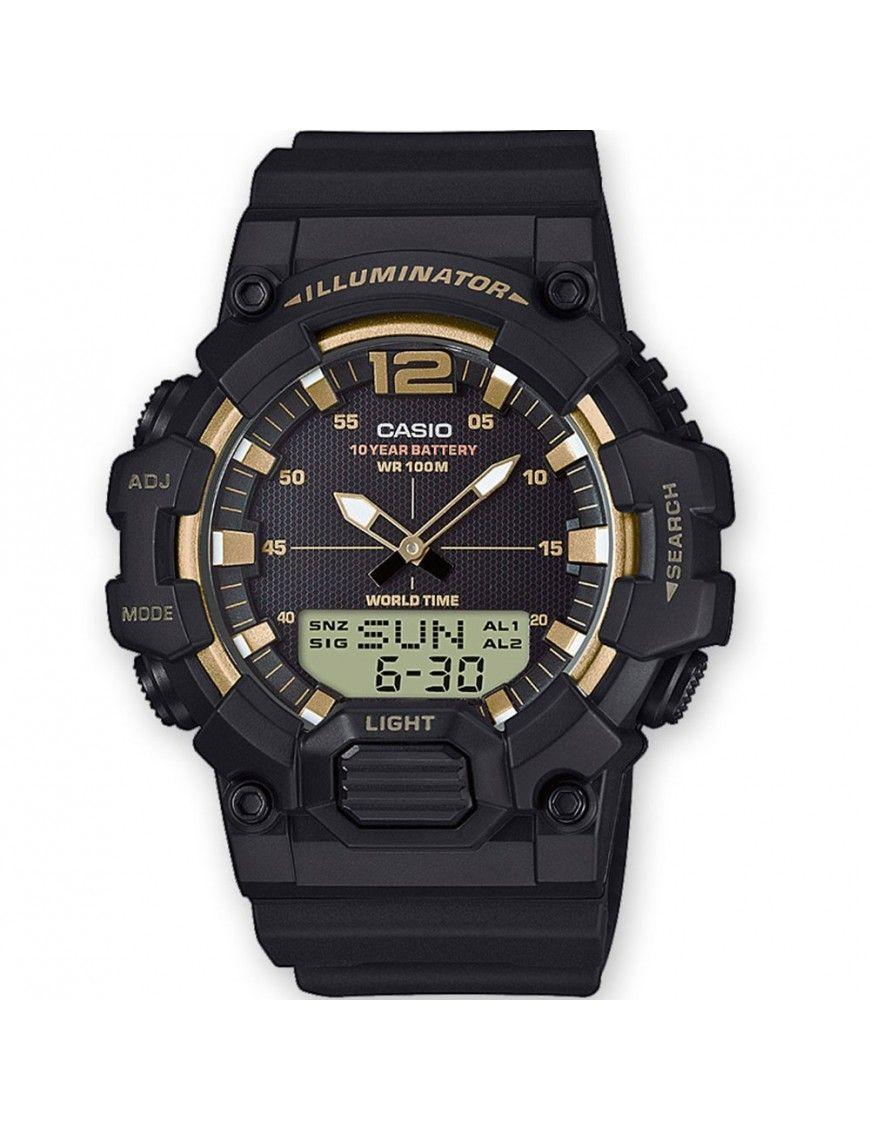 Reloj Casio Hombre Cronómetro Collection HDC-700-9AVEF