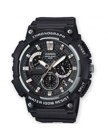 Reloj Casio Hombre Cronómetro Collection MCW-200H-1AVEF