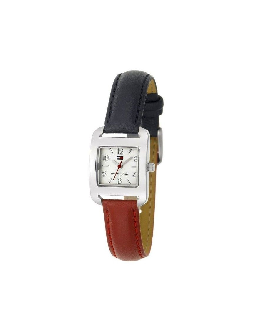 RELOJ TOMMY HILFIGER HERUTAGE SQUARE ACERO MUJER 1780677