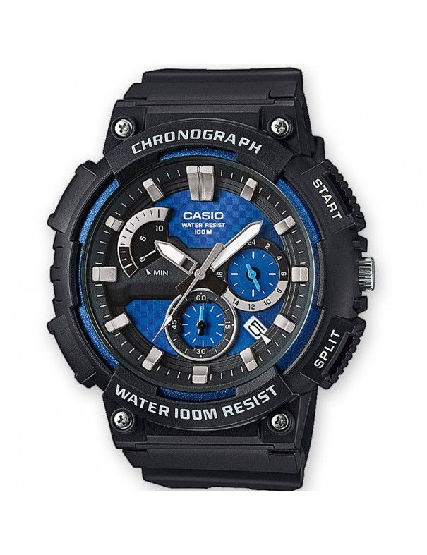 Reloj Casio Hombre Cronómetro Collection MCW-200H-2AVEF