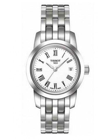 Reloj Tissot Acero Mujer T0332101101300