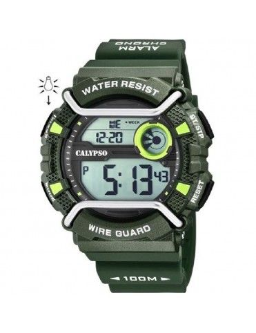 Comprar Reloj Calypso Hombre cronógrafo X-TREM K5764/5 online