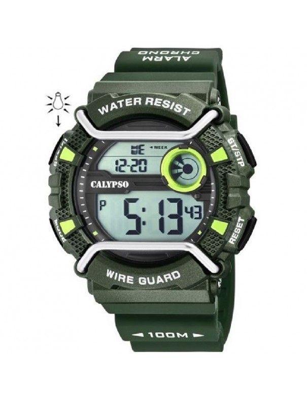 Reloj Calypso Hombre cronógrafo X-TREM K5764/5