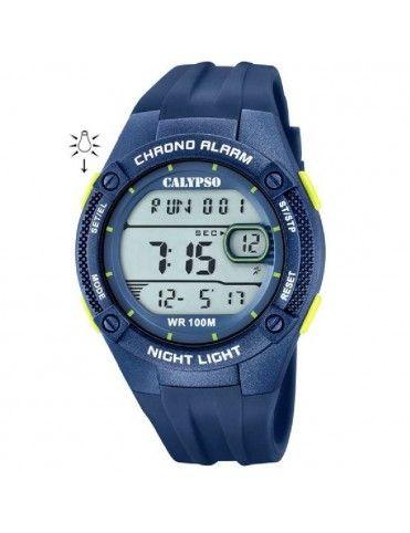 Reloj Calypso Hombre Cronógrafo For Man K5765/5