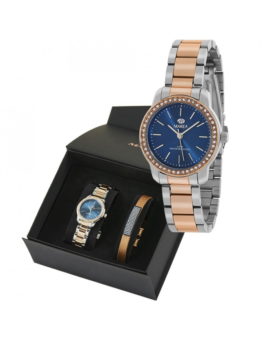 Pack Reloj Marea Mujer Just For Her B41215/14